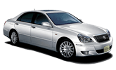 Каталог каяба CROWN MAJESTA S180 | 2004-2009