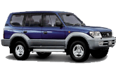 Каталог каяба LAND CRUISER PRADO J90 | 1996-2002